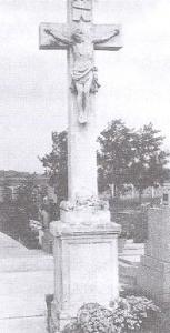 Cintorínske kríž Hegybeneéte