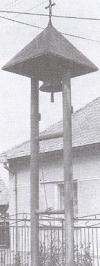 Zvonica v Tóböréte